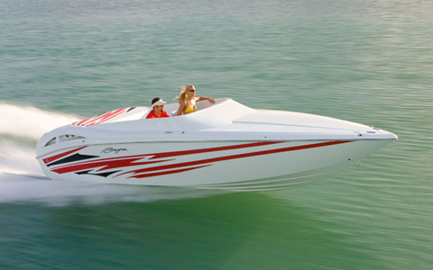 Baja Boat Repairs in and near Harrison Township Michigan