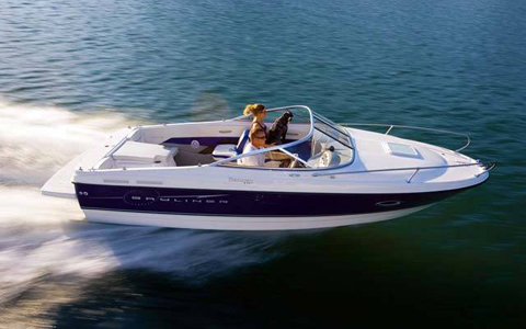 Bayliner Boat Repairs in and near Harrison Township Michigan