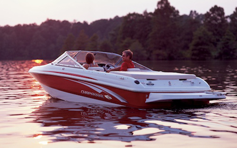 Chaparral Boat Repairs in and near Harrison Township Michigan