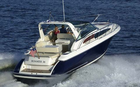Chris Craft Boat Repairs in and near Harrison Township Michigan
