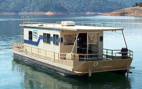 Houseboat Repairs in and near Harrison Township Michigan