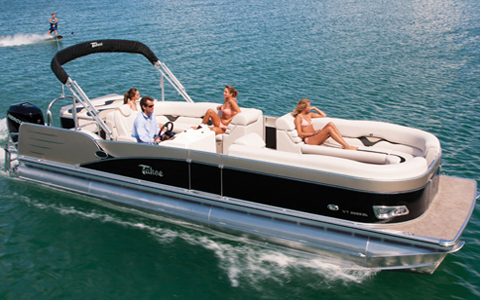 Pontoon Boat Repairs in and near Harrison Township Michigan