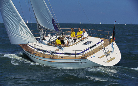 Sailboat Repairs in and near Harrison Township Michigan
