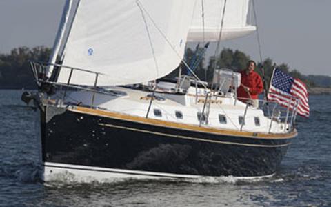 Tartan Sailboat Repairs in and near Harrison Township Michigan