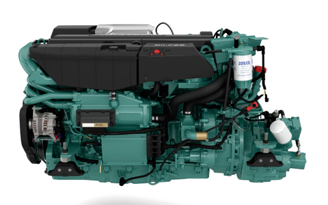 Volvo Penta Diesel Repairs in and near Harrison Township Michigan